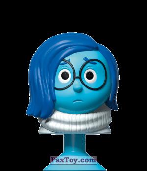 PaxToy.com - 15 Sadness из Dis-Chem: Disney MicroPopz! (Stikeez)