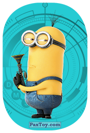 PaxToy.com - 16 Kevin из REWE: Minions Cards