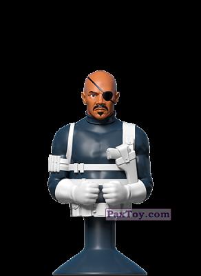 PaxToy.com - 17 Nick Fury из Kroger: Marvel Avengers Micro Pop