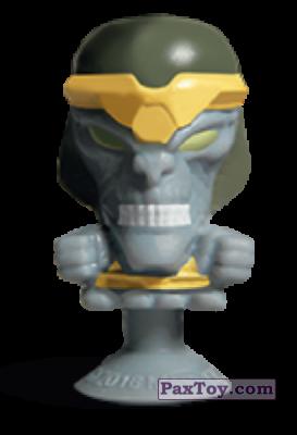 PaxToy.com - 20 Chitauri (Stikeez) из Carrefour: Marvel Avengers (Megapopz)