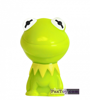 PaxToy.com - 20 Kermit - The Muppets из REWE: Die Disney Wikkeez Toys