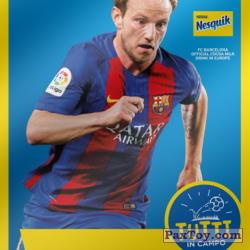 PaxToy 2017 18 Nesquik Italy   FC Barcelona  003 rakitic