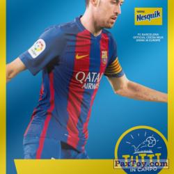 PaxToy 2017 18 Nesquik Italy   FC Barcelona  004 sergio