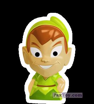 PaxToy.com - 21 Peter Pan - Peter Pan из REWE: Die Disney Wikkeez Toys