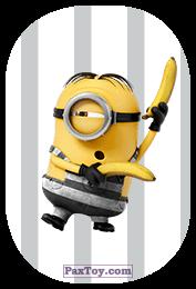 PaxToy.com - 22 Banana Stuart из REWE: Minions Cards
