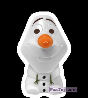 PaxToy.com - 22 Olaf - Frozen из REWE: Die Disney Wikkeez Toys