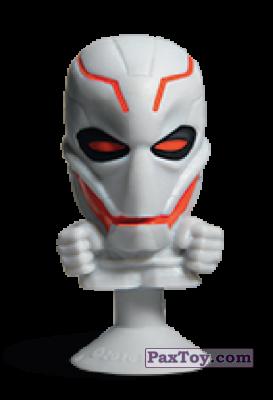PaxToy.com - 23 Ultron (Stikeez) из Carrefour: Marvel Avengers (Megapopz)