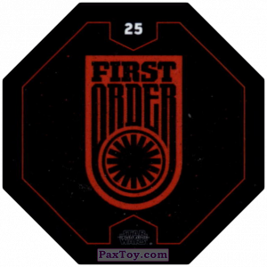 PaxToy.com - #25 First Order из Winn-Dixie: Star Wars Cosmic Shells