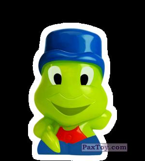 PaxToy.com - 27 Jiminy Cricket - Pinocchio из REWE: Die Disney Wikkeez Toys