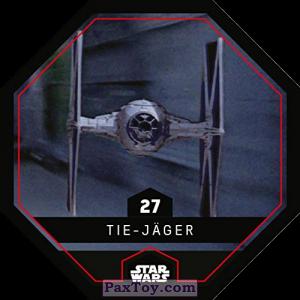 PaxToy.com - 27 Tie Jager из REWE: Star Wars Cosmic Shells