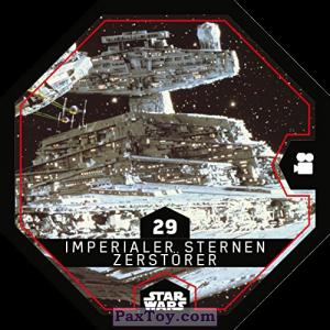 PaxToy.com - 29 Imperialer Sternen Zerstorer из REWE: Star Wars Cosmic Shells