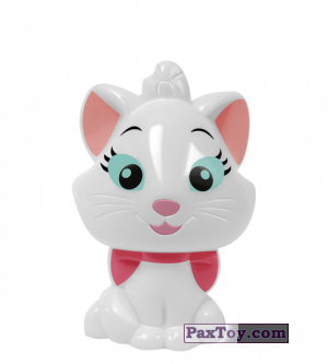 PaxToy.com  Фигурка 29 Marie - The Aristocats из REWE: Die Disney Wikkeez Toys