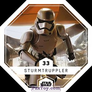 PaxToy.com - 33 Sturmtruppler из REWE: Star Wars Cosmic Shells