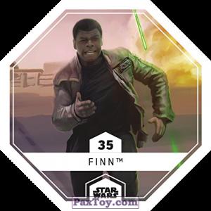 PaxToy.com - 35 Finn из REWE: Star Wars Cosmic Shells