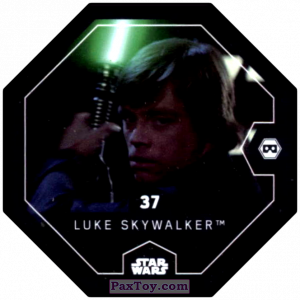 PaxToy.com - #37 Luke Skywalker из Bi-Lo: Star Wars Cosmic Shells