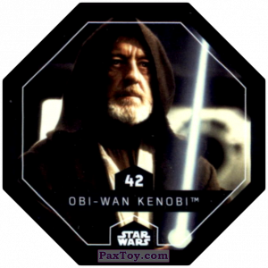 PaxToy.com - #42 Obi-Wan Kenobi из Bi-Lo: Star Wars Cosmic Shells
