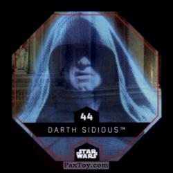 PaxToy #44 Darth Sidious (a)