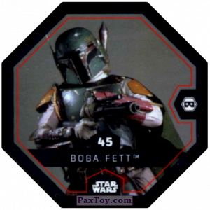 PaxToy.com - #45 Boba Fett из Bi-Lo: Star Wars Cosmic Shells