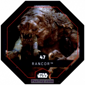 PaxToy.com - #47 Rancor из Winn-Dixie: Star Wars Cosmic Shells