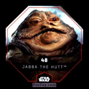 PaxToy.com - #48 Jabba the Hutt из Winn-Dixie: Star Wars Cosmic Shells