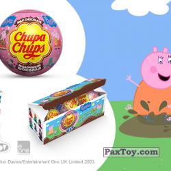 PaxToy Choco Balls   Свинка Пеппа (Первое издание)   03