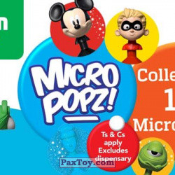 PaxToy Dis Chem 2018 Disney MicroPopz!   01