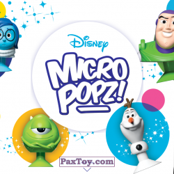 PaxToy Dis Chem 2018 Disney MicroPopz!   02