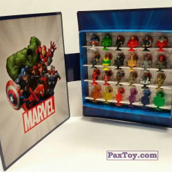 PaxToy Kroger   2018 Marvel Avengers Micro Pop   02 Box