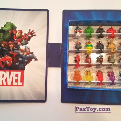 PaxToy Kroger   2018 Marvel Avengers Micro Pop   03 Box
