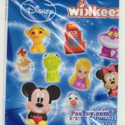 PaxToy REWE 2014 Die Disney Wikkeez   10