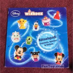 PaxToy REWE 2014 Die Disney Wikkeez   4
