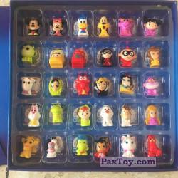 PaxToy REWE 2014 Die Disney Wikkeez   7
