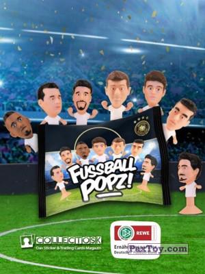 PaxToy REWE   2018   DFB Fussball Popz 2018 (Stikeez)   logo tax