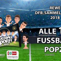 PaxToy REWE   DFB Fussball Popz 2018 (Stikeez)   01 promo