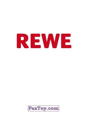PaxToy REWE logo tax