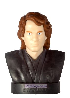 PaxToy.com - 01 Anakin Skywalker из Billa: Star Wars Stempel