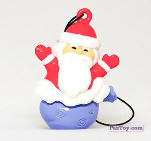 PaxToy.com - 01 Дедушка Мороз из Choco Balls: Новогодняя Коллекция 2014