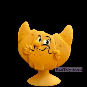 PaxToy.com - 01 FRANCOIS из Lidl: Verzamel ze allemaal! - Koelkast Stikeez