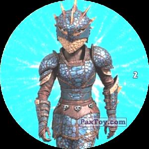 PaxToy.com - 02 Astrid in armor из Chipicao: Как приручить дракона 3