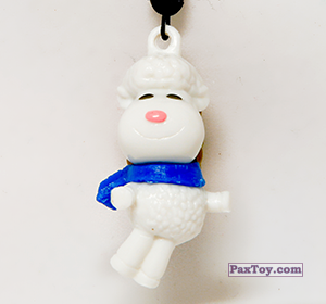 PaxToy.com - 02 Бараникум из Choco Balls: Новогодняя Коллекция 2014