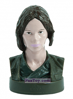PaxToy.com - 02 Jyn Erso (Stempel) из Varus: Star Wars (Штампы)