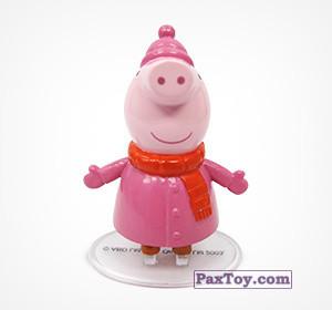 PaxToy.com - 03 Бабушка Пеппы из Choco Balls: Свинка Пеппа. Зима