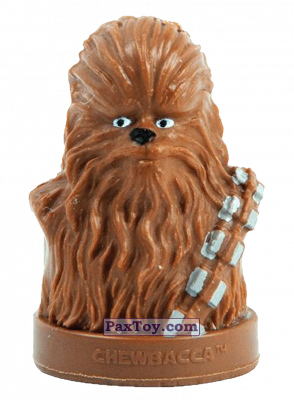 PaxToy.com - 03 Chewbacca (Stempel) из Varus: Star Wars (Штампы)