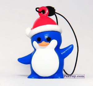 PaxToy.com - 03 Пинги Понго из Choco Balls: Новогодняя Коллекция 2014