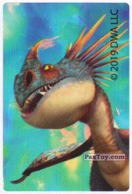 PaxToy.com - 03 Stormfly из Магнит: Стикеры Как Приручить Дракона 3