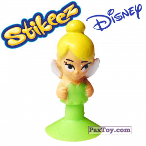 PaxToy.com - 03 Tinker Bell из Simply Market: Disney Micro Popz (Stikeez)