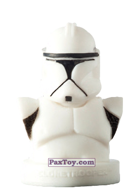 PaxToy.com - 04 Clonetrooper из Billa: Star Wars Stempel