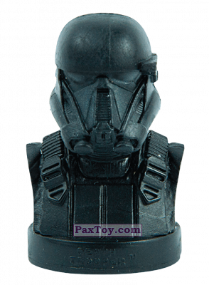 PaxToy.com - 04 Death Trooper (Stempel) из Varus: Star Wars (Штампы)