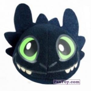PaxToy.com - 04 Дракон Беззубик (Сторна-back) из Магнит: Приручи всех драконов!