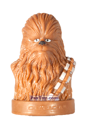 PaxToy.com - 05 Chewbacca из Billa: Star Wars Stempel
